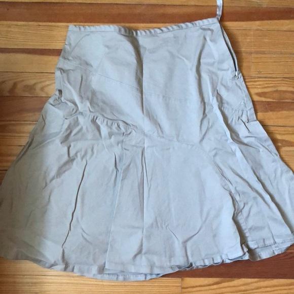 GAP Dresses & Skirts - Gap Khaki skirt